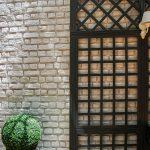 AYDIN ÜNİVERSİTESİ ÖĞRENCİ YURDU - iç cephe duvar kaplama panel beton tuğla gerenge burton akro