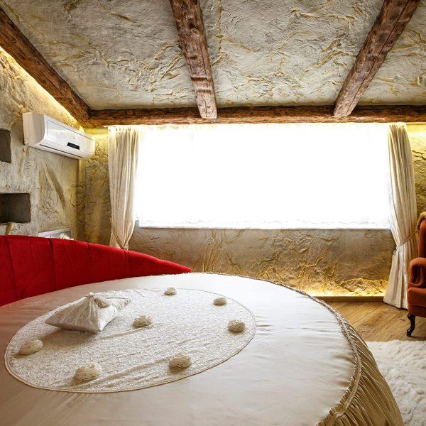 KONUT - iç cephe duvar -tavan kaplama dizayn kaya görünümlü panel palashke
