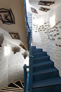 RESTORAN & KAFE BALIKÇIKÖY ÇAYYOLU - iç cephe duvar kaplama panel taş bashtarde