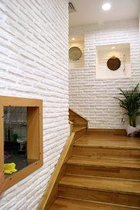 KAYSERİ MUTFAĞI - duvar kaplama panel tuğla barcha