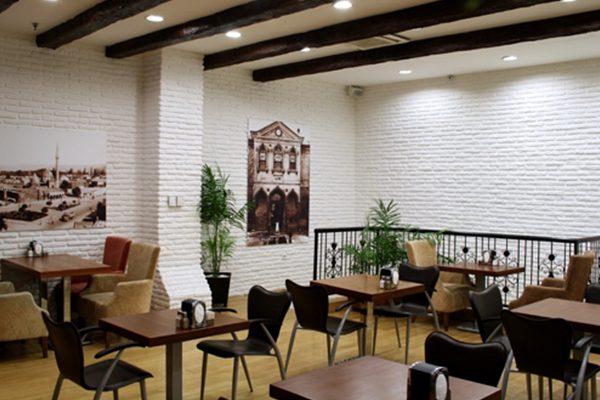 KAYSERİ MUTFAĞI - duvar kolon tavan kaplama panel tuğla barcha , mertek