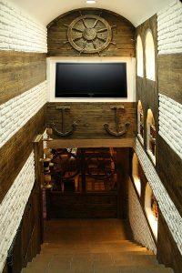 RESTORAN & KAFE RESTORAN PROJESİ - iç cephe duvar kaplama panel tuğla barcha