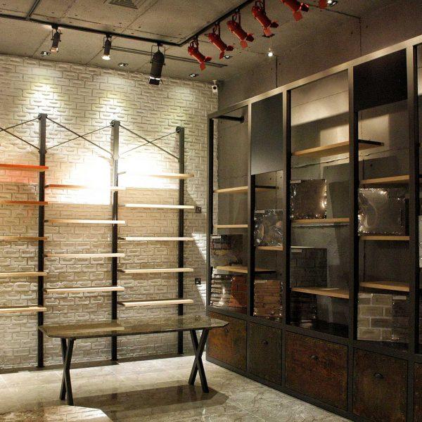 KIBRIS AVM - iç cephe dış cephe duvar kaplama panel tuğla alize