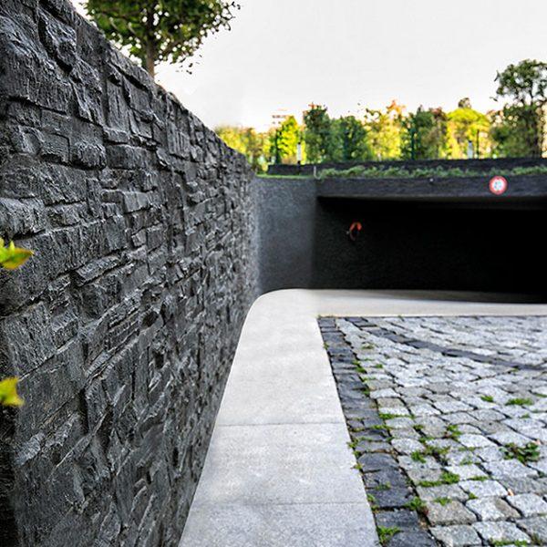 FOUR WİNDS RESİDENCE - dış cephe duvar kaplama panel taş pergandi