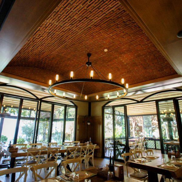 ŞAZELİ FLORYA - duvar tavan tonoz kaplama panel tuğla kerme