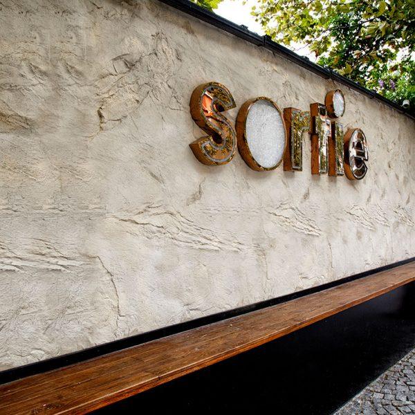 SORTIE - dış cephe duvar kaplama dizayn kaya görünümlü panel palashke